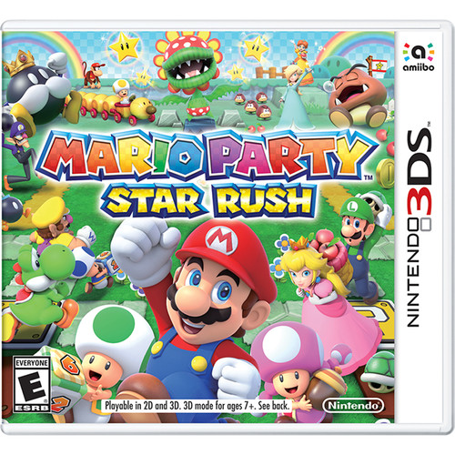 Nintendo Mario Party: Star Rush (Nintendo 3DS)