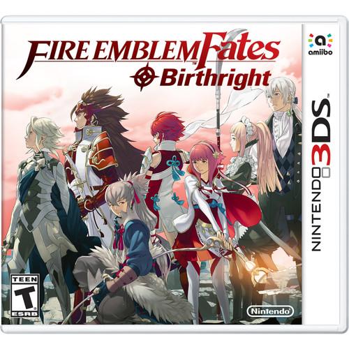 Nintendo Fire Emblem Fates: Birthright (Nintendo 3DS)