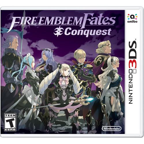 Nintendo Fire Emblem Fates: Conquest (Nintendo 3DS)