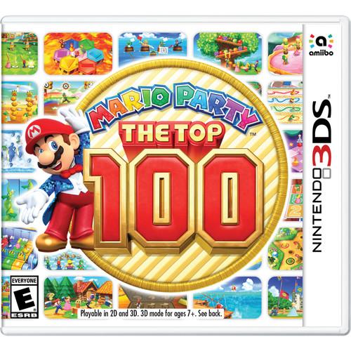 Nintendo Mario Party: The Top 100 (Nintendo 3DS)