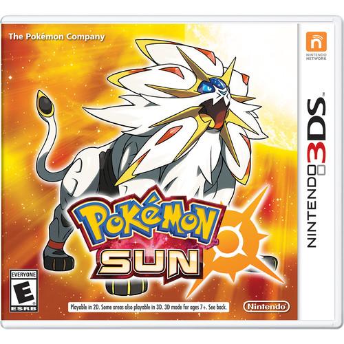 Nintendo Pokémon Sun (Nintendo 3DS)