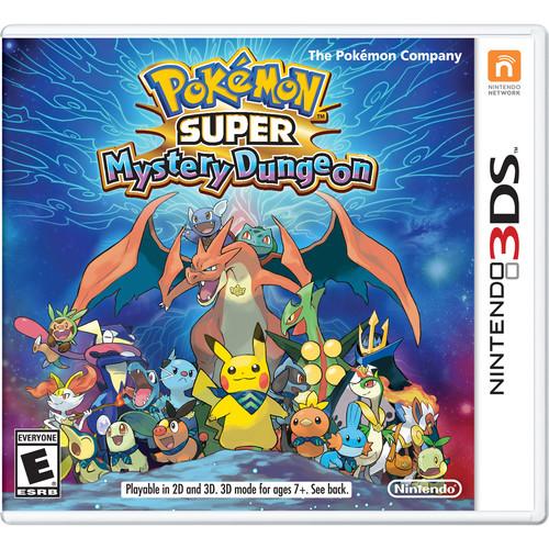 Nintendo Pokémon Super Mystery Dungeon (Nintendo 3DS)