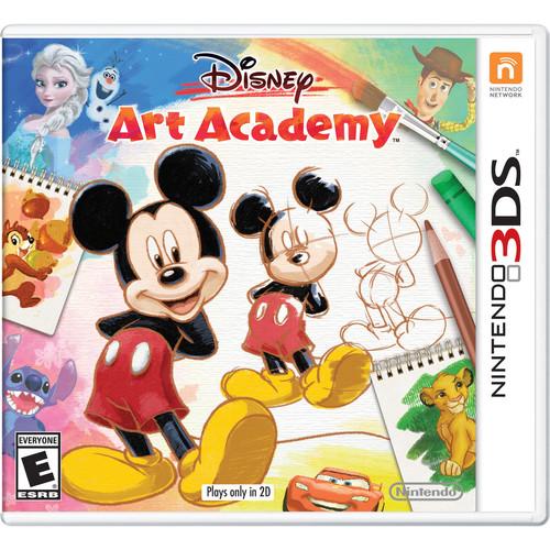 Nintendo Disney Art Academy (3DS)