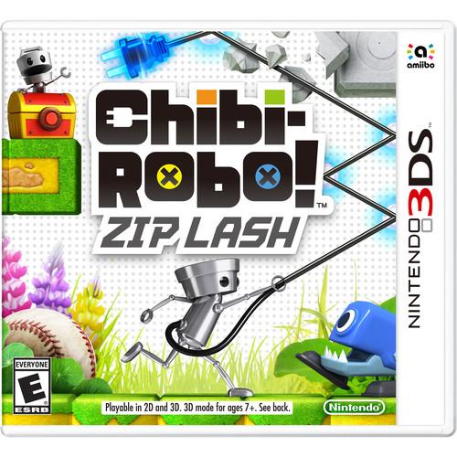 Nintendo Chibi Robo! Zip Lash (Nintendo 3DS)