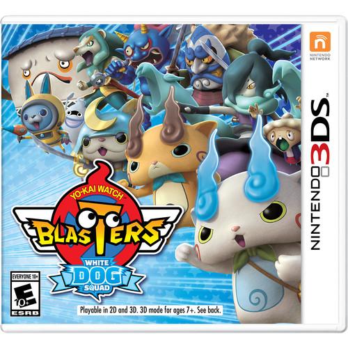 Nintendo YO-KAI WATCH BLASTERS: White Dog Squad (Nintendo 3DS)
