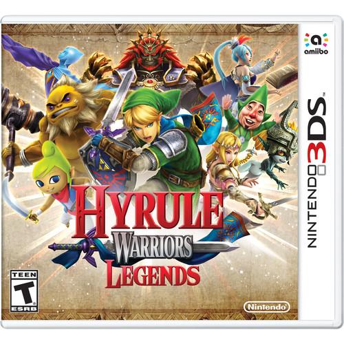 Nintendo Hyrule Warriors: Legends (Nintendo 3DS)
