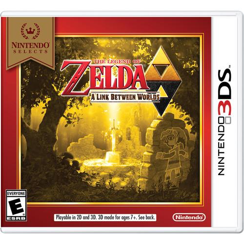 Nintendo Selects: The Legend of Zelda: A Link Between Worlds (Nintendo 3DS)