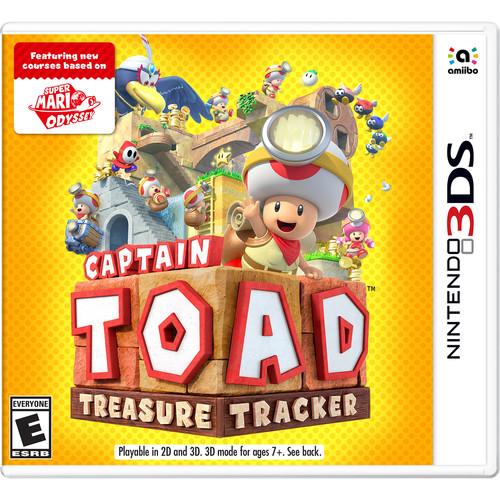 Nintendo Captain Toad: Treasure Tracker (Nintendo 3DS)