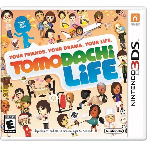 Nintendo Tomodachi Life (Nintendo 3DS)