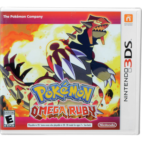 Nintendo Pokémon Omega Ruby (Nintendo 3DS)
