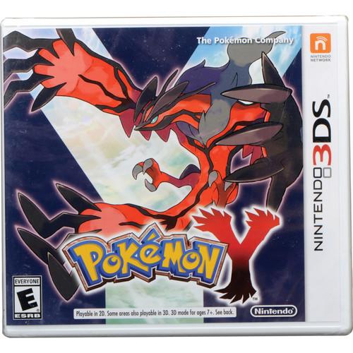 Nintendo Pokémon Y (Nintendo 3DS)