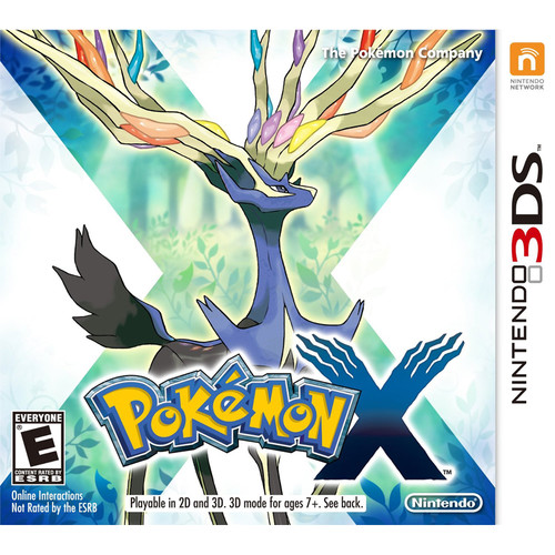 Nintendo Pokémon X (Nintendo 3DS)