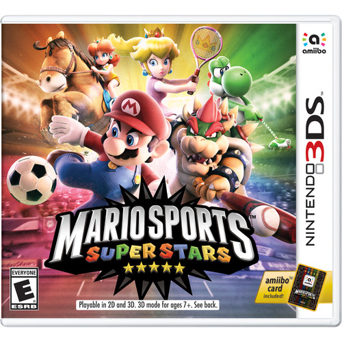 Nintendo Mario Sports Superstars (Nintendo 3DS)