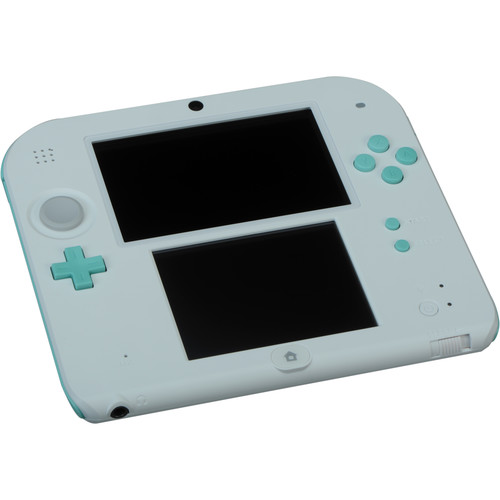 Nintendo 2DS Mario Kart 7 Bundle (Sea Green)