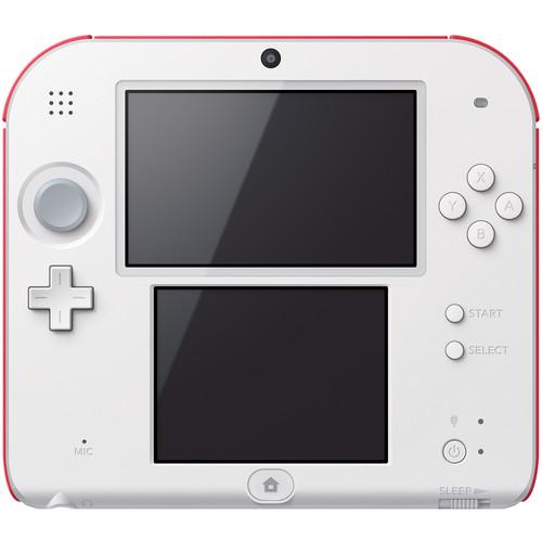 Nintendo 2DS New Super Mario Bros. 2 Bundle (Red)