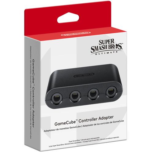 Nintendo GameCube Controller Adapter (Nintendo Switch)