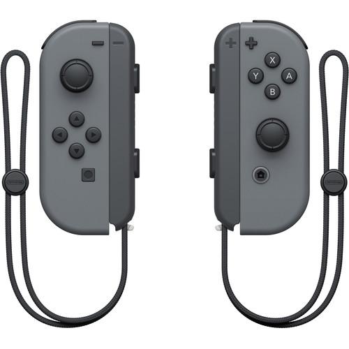 Nintendo Joy-Con Controllers (Gray)