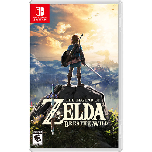 Nintendo The Legend of Zelda: Breath of the Wild (Nintendo Switch)