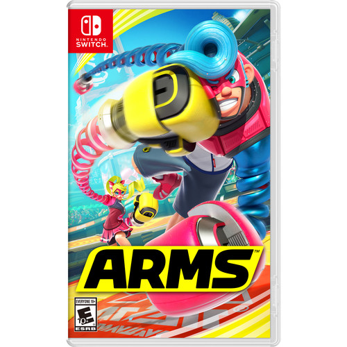 Nintendo ARMS (Nintendo Switch)