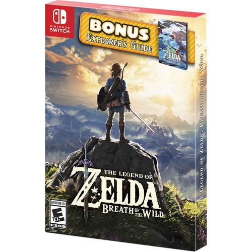 Nintendo The Legend of Zelda: Breath of the Wild: Starter Pack (Nintendo Switch)