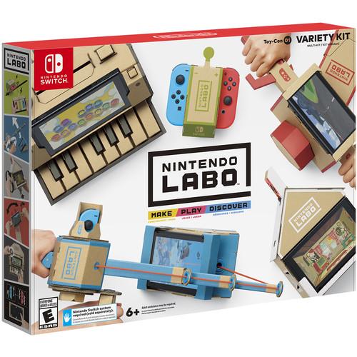 Nintendo Labo Toy-Con 01 Variety Kit (Nintendo Switch)