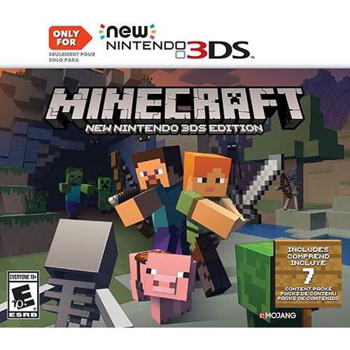 MOJANG Minecraft: New Nintendo 3DS Edition (Nintendo 3DS)