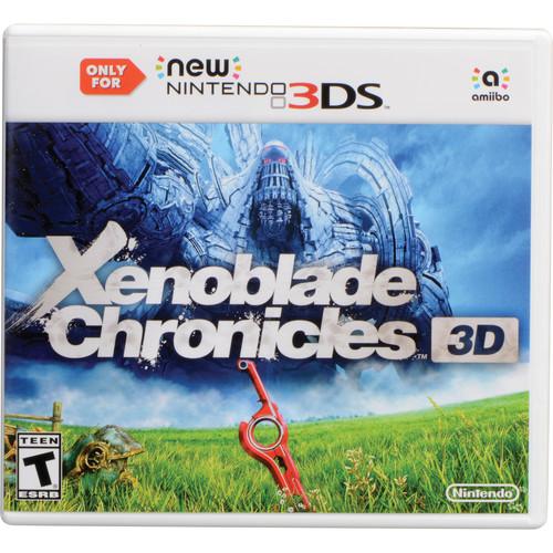 Nintendo Xenoblade Chronicles 3D (Nintendo 3DS XL, 2015 Version)