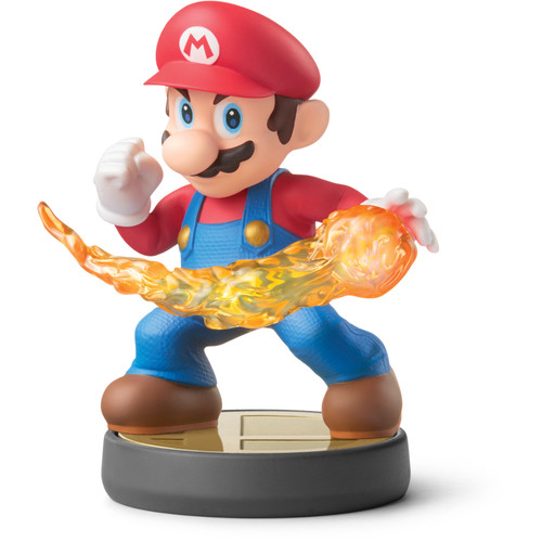 Nintendo Mario amiibo Figure (Super Smash Bros Series)