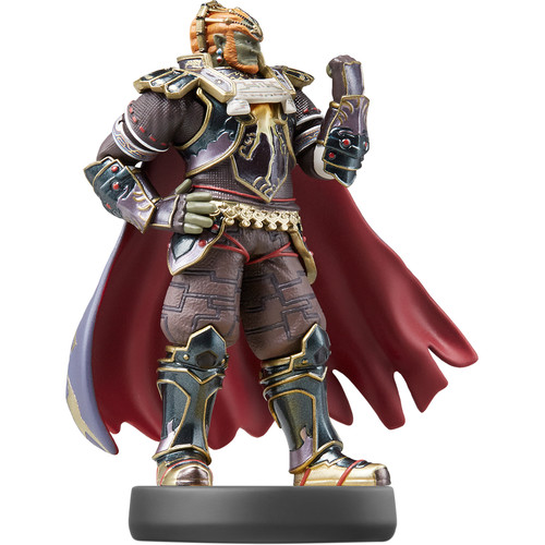 Nintendo Ganondorf amiibo Figure (Super Smash Bros Series)