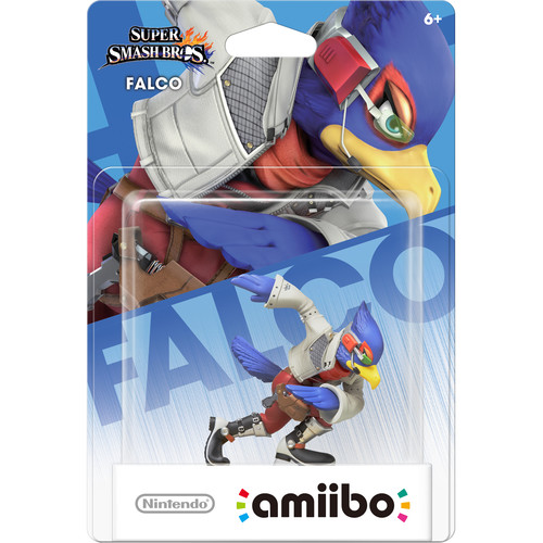 Nintendo Falco amiibo Figure (Super Smash Bros Series)