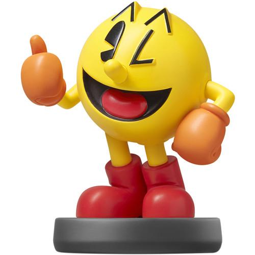 Nintendo PAC-MAN amiibo Figure (Super Smash Bros. Series)