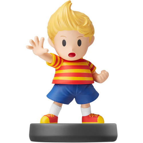 Nintendo Lucas amiibo Figure (Super Smash Bros Series)