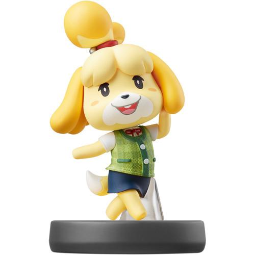 Nintendo Isabelle amiibo Figure (Super Smash Bros Series)