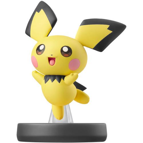 Nintendo Pichu amiibo Figure (Super Smash Bros Series)