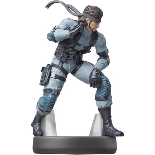 Nintendo Snake amiibo Figure (Super Smash Bros Series)