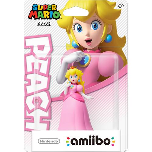 Nintendo Princess Peach amiibo Figure (Super Mario Series)