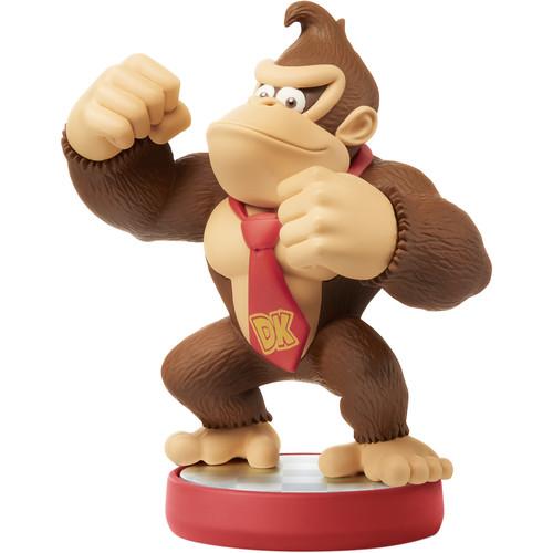 Nintendo Donkey Kong amiibo Figure (Super Mario Series)