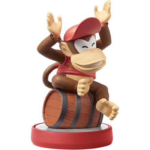 Nintendo Diddy Kong amiibo Figure (Super Mario Series)