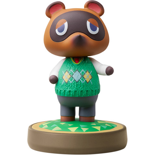 Nintendo Tom Nook amiibo Figure (Animal Crossing Series)