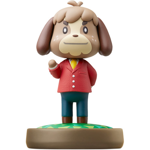 Nintendo Digby amiibo Figure (Animal Crossing Series)