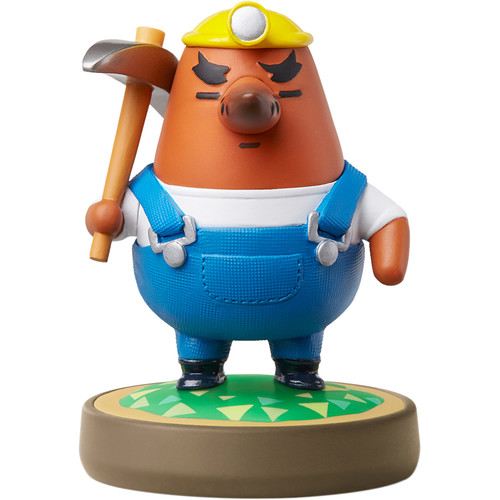 Nintendo Resetti amiibo Figure (Animal Crossing Series)