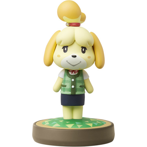 Nintendo Isabelle - Summer Outfit amiibo Figure (Animal Crossing Series)