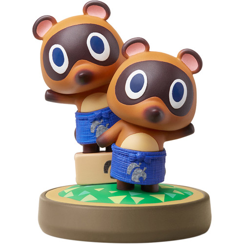 Nintendo Timmy & Tommy amiibo Figure (Animal Crossing Series)