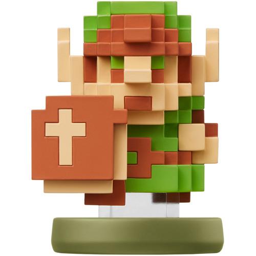 Nintendo 8-Bit Link amiibo Figure (The Legend of Zelda Series)