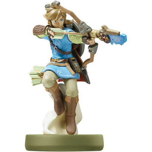 Nintendo Link (Archer) amiibo Figure (The Legend of Zelda: Breath of the Wild Series)