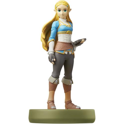 Nintendo Zelda amiibo Figure (The Legend of Zelda: Breath of the Wild Series)