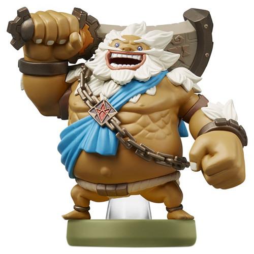 Nintendo Daruk amiibo Figure (The Legend of Zelda: Breath of the Wild Series)