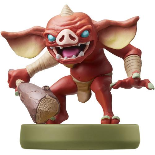 Nintendo Bokoblin amiibo Figure (The Legend of Zelda: Breath of the Wild Series)