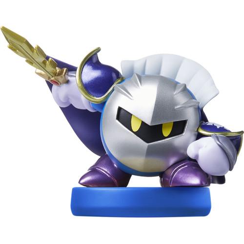 Nintendo Meta Knight amiibo Figure (Kirby Series)