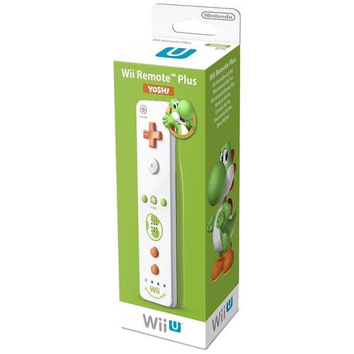 Nintendo Wii Remote Plus (Yoshi Themed)